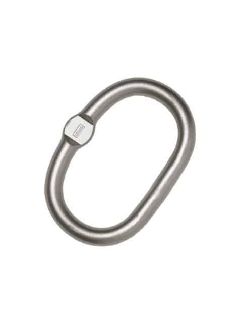 CAF/CBF rustfrie ovalringe med fladt punkt for 1- og 2-strenget kædesæt
