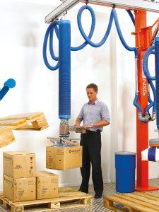 PALAMATIC vakuum snabelløfter