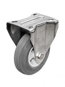 Grå gummihjul (50-205 kg)