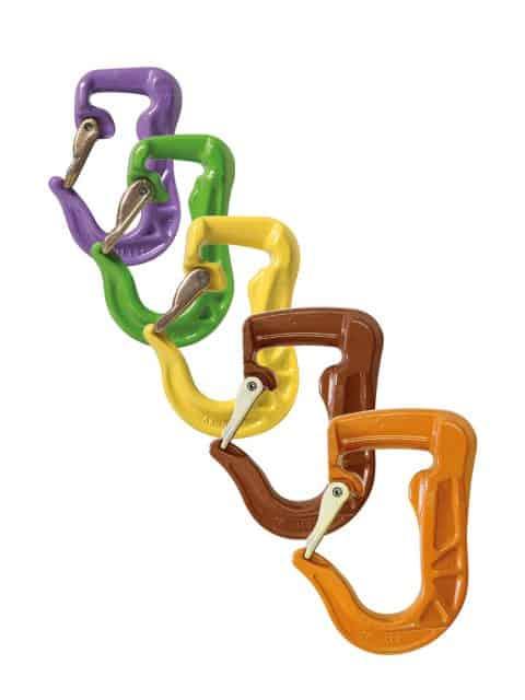 SpanSet Jokerkrog til anvendelse på rundsling og båndstropper
