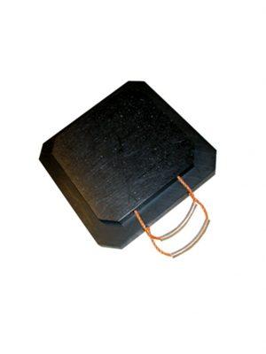 MAXI-Plast støttebensplader kan med fordel også anvendes som underlag for stilladser, donkrafte og andre former til sikker understøtning