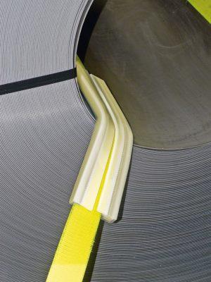 SpanSet kantbeskyttelse - clip SC med polyesterindlæg