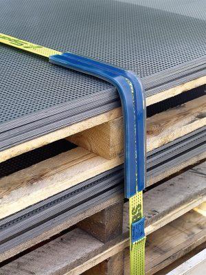 SpanSet kantbeskyttelse - clip SC med tekstil