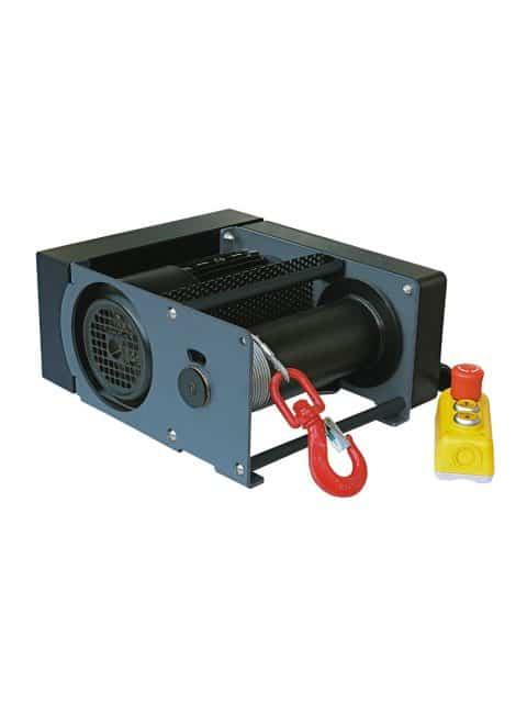Huchez elektrisk wirespil til lettere løfte- og trækopgaver