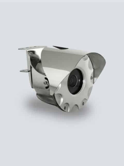 Ex-kamera til pålidelig og eksplosionssikker video overvågning
