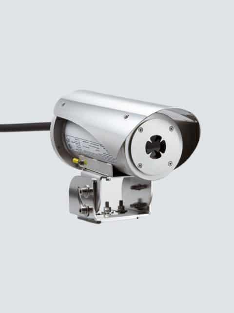 Analogt termisk billedkamera med integreret termografifunktion