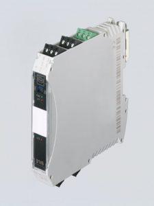 Ex-skilleforstærker med galvanisk isolation imellem indgang, udgang og forsyning