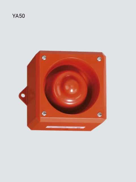 YA50 - Holdbare lydgivere af industriel kvalitet