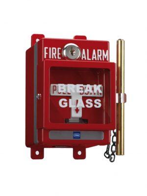 Ex brandalarm tryk for eksplosions farligt område zone 1 & 2, 21 & 22