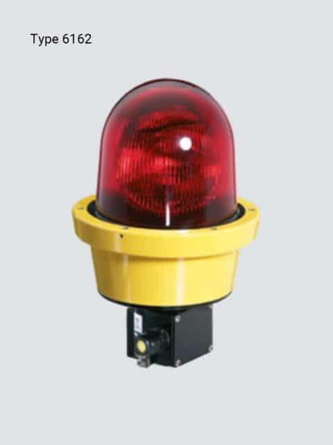 Ex optisk signallampe