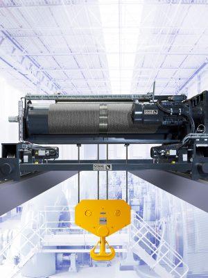 Komplet og alsidig wiretalje fra Stahl CraneSystems