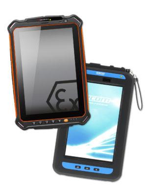 Ex tablets, som kan klare de fleste forhold