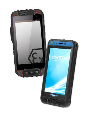 Ex-telefoner til brug i hårde omgivelser